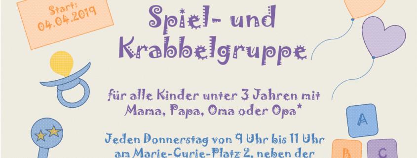 Spiel- und Krabbelgruppe